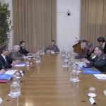 accordo bilaterale Italia - USA - con il Gen. Petraeus e il Ministro della Difesa Ignazio La Russa