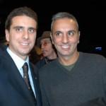 con Alessandro Dell'Acqua