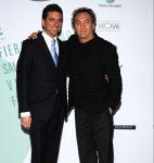 con Saverio Moschillo