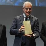 Consegna del premio Real Estate Award 2009