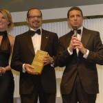 Consegna del premio Real Estate Awards 2008