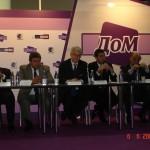conferenza stampa presentazione Macef a Mosca