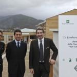 Inaugurazione Casa dello Studente L'Aquila 04.11.2009