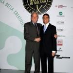 con Mario Lavezzi