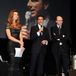 con Federica Moro e Massimo Corsaro