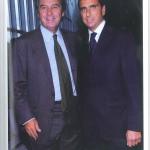 con Gaetano Marzotto