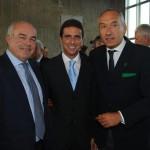 con Michele Perini e Davide Boni
