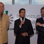 con Roberto Formigoni e Raffaele Cattaneo