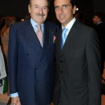 con il Cav. Benito Benedini
