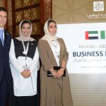 con Dola Al Dhaheri e Dalal Al Qubaisi