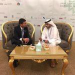 Incontro con il Chairman della Sharjah Free Zone