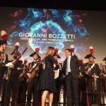 "Fanfara del 3° Reggimento Carabinieri Lombardia - Cerimonia inaugurale del primo ""Free Travelers' Awards"""