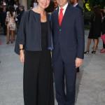 con Claudia Buccellati