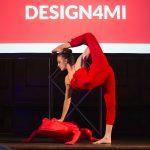 Design4MI - Contorsionista Sheila Verdi