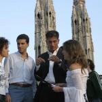 Duomo Citta delle Vertigini notte bianca all'alba