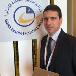 "prestigiosa cerimonia di ""Sheikh Khalifa Excellence Award"" presso Emirates Palace"