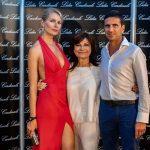 con Lidia Cardinale e Ludmilla Voronkina Bozzetti