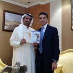 con Sheikh Awad