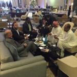meeting con i partner omaniti di Abu Dhabi