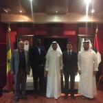 con Sultan Al Matroshi