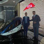 a Dubai con Tommaso Chiorino