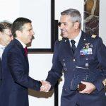 Con il Gen. Silvano Frigerio