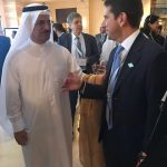 meeting with H.E. Sultan Al Mansoori Minister of Economy in UAE