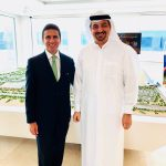 con Najeeb Al Ali, Executive Director Expo 2020