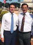 con HE Sultan Al Mansoori, UAE Minister of Economy