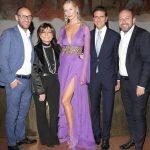 con Andrea Russo, Lidia Cardinale, Ludmilla Voronkina e Michele Russo