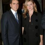 a Mosca con Beatrice Trussardi