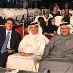 All'opening ceremony del Dubai Travelers Festival
