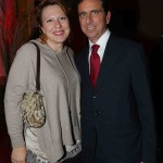 con Alessia Berlusconi