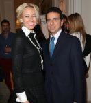 con Anna Bulatova Console Russo