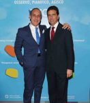 con Domenico Piraina