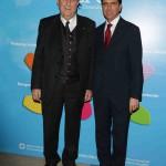 con Rosario Alessandrello - Presidente Associazione italo-russa