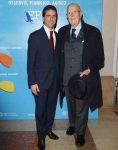 con il Cav. Mario Boselli