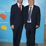 con il Prefetto Gianvalerio Lombardi