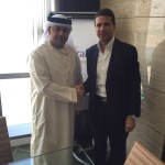 business meeting ad Abu Dhabi