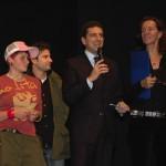 premiazione Milano studia la moda 2005