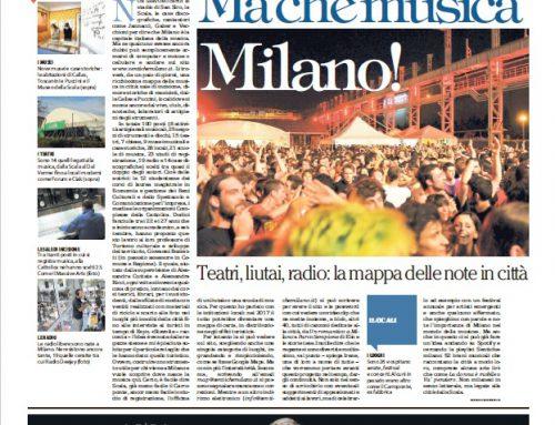 Ma che musica Milano!