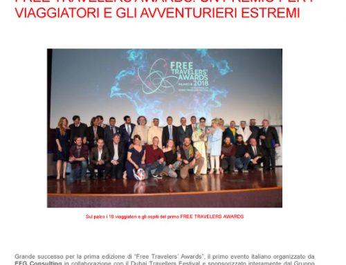 Free Travelers Awards: un premio per i viaggiatori e gli avventurieri estremi