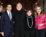 Fashion show Lidia Cardinale Couture - Giovanni Bozzetti con Valerio Costantini, Lidia Cardinale e Silvana Giacobini