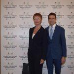 Giovanni Bozzetti e Claudia Buccellati