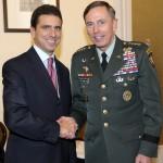 con David Petraeus