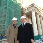 con direttore del Bolshoi