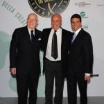 con Mario Boselli e Stefano Dominella
