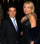 con Valeria Marini