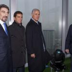 Cerimonia fine lavori Palazzo Lombardia 22.01.2010