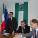 a Mosca con Renato Borghi